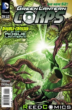 Green Lantern Corps Volume 3 #29