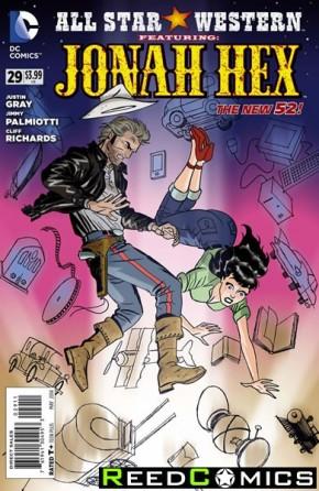 All Star Western Volume 2 #29