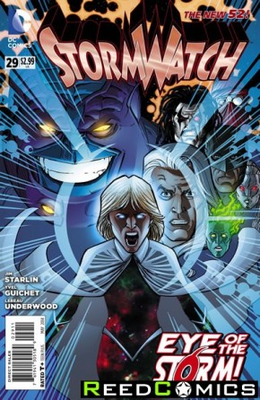 Stormwatch Volume 3 #29