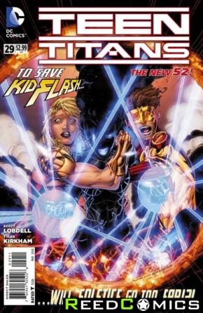 Teen Titans Volume 4 #29