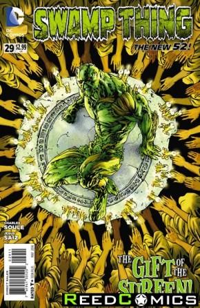 Swamp Thing Volume 5 #29