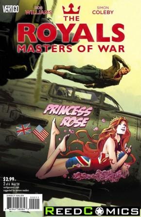 Royals Masters of War #2
