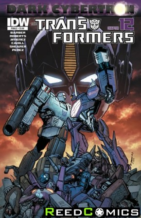 Transformers Dark Cybertron Finale #1