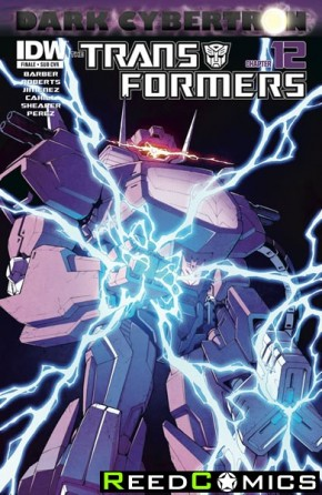 Transformers Dark Cybertron Finale #1 (Subscription Variant Cover)