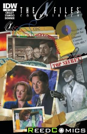 X-Files Conspiracy #2