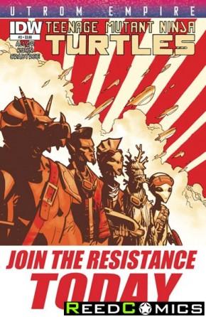 Teenage Mutant Ninja Turtles Utrom Empire #3