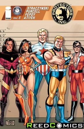 Protectors Inc #5 (Cover A)
