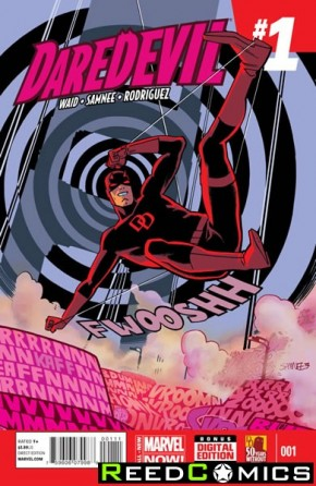 Daredevil Volume 4 #1