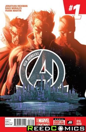New Avengers Volume 3 #16