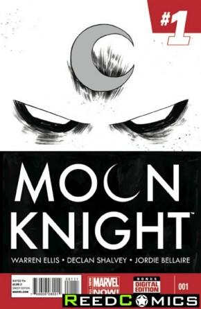 Moon Knight Volume 7 #1 (1st Print)