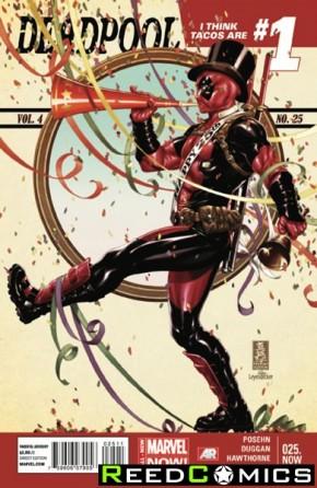 Deadpool Volume 4 #25