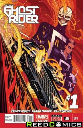 All New Ghost Rider #1