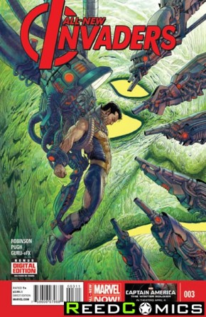 All New Invaders #3