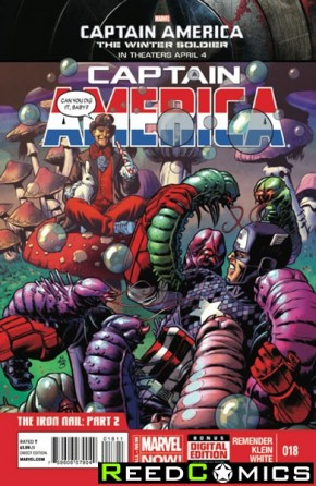 Captain America Volume 7 #18