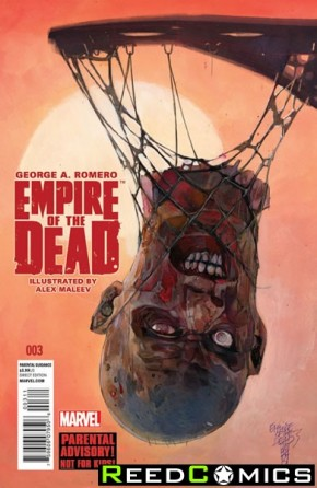 George Romeros Empire of the Dead Act One #3