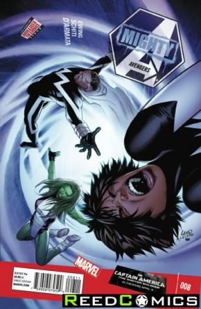 Mighty Avengers Volume 2 #8