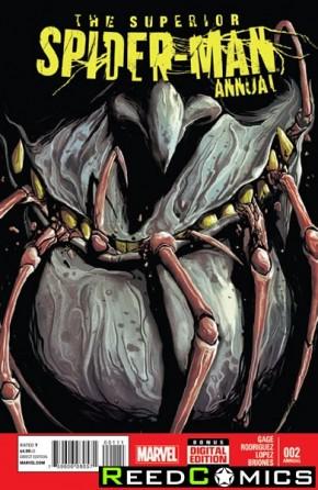 Superior Spiderman Annual #2