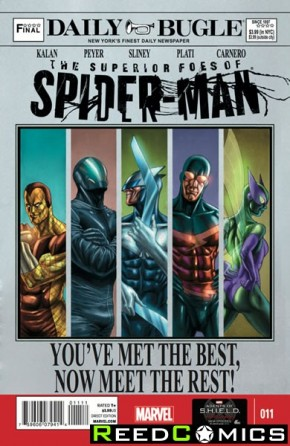 Superior Foes of Spiderman #11