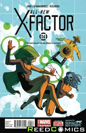All New X-Factor #4