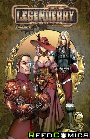 Legenderry A Steampunk Adventure #3