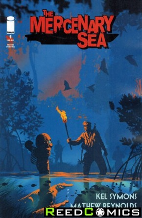 Mercenary Sea #1 (2nd Print)