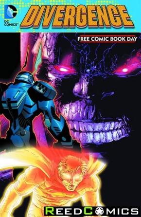 FCBD 2015 DC Comics Divergence *Limit 1 Per Customer*
