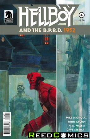 Hellboy and the BPRD #4