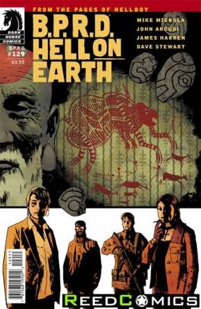 BPRD Hell On Earth #129