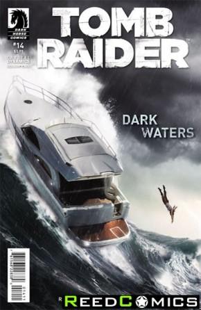 Tomb Raider Volume 2 #14