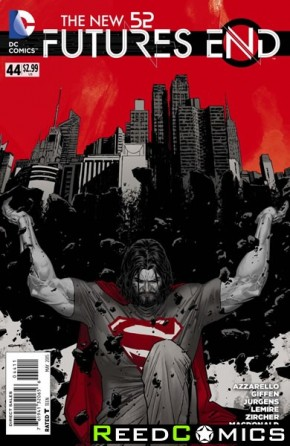 New 52 Futures End #44