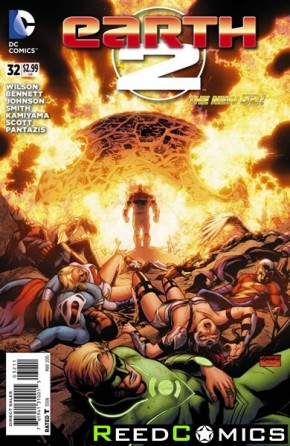 Earth Two #32
