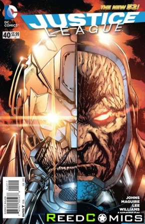 Justice League Volume 2 #40