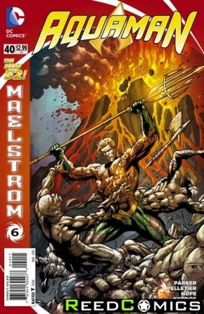 Aquaman Volume 5 #40