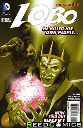 Lobo Volume 3 #6