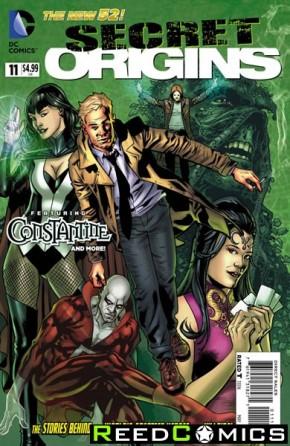 Secret Origins Volume 4 #11