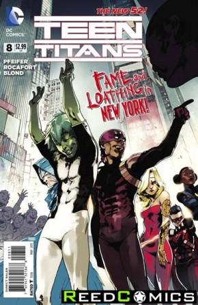 Teen Titans Volume 5 #8