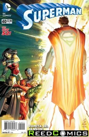 Superman Volume 4 #40