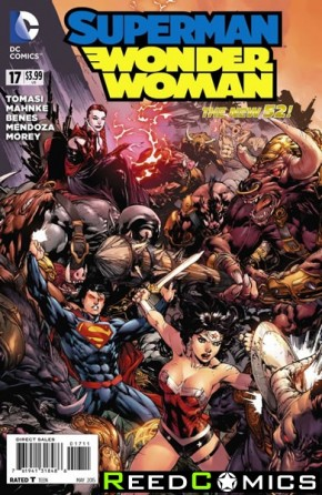 Superman Wonder Woman #17