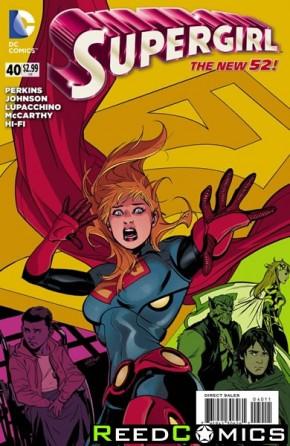 Supergirl Volume 6 #40