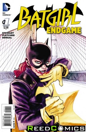 Batgirl Endgame #1 * HOT BOOK - Limit 1 Per Customer Please *