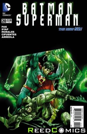 Batman Superman #20