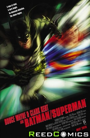 Batman Superman #20 (Movie Poster Variant Edition)