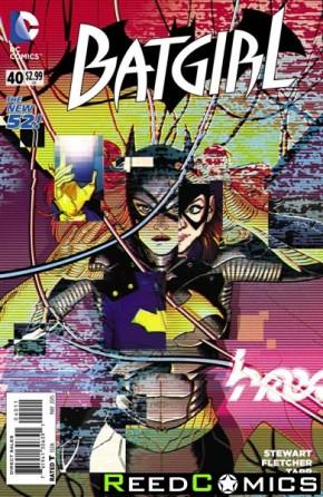 Batgirl Volume 4 #40