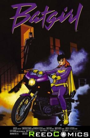 Batgirl Volume 4 #40 (Movie Poster Variant Edition)