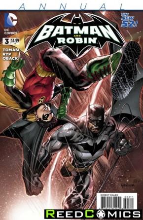 Batman and Robin Volume 2 Annual #3