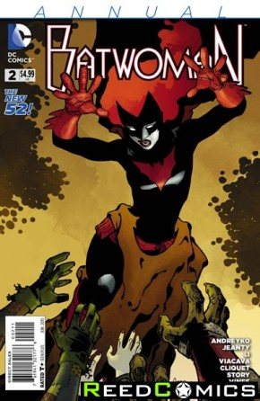 Batwoman Annual #2