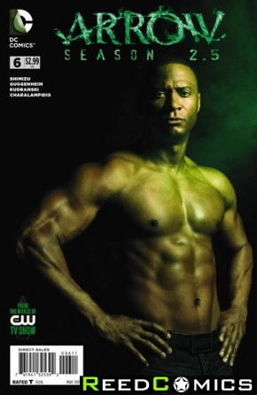 Arrow Season 2.5 #6