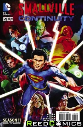 Smallville Season 11 Continuity #4