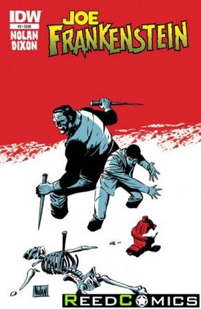 Joe Frankenstein #2