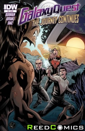 Galaxy Quest The Journey Continues #3